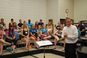 Music Camp-Pres Alsop welcome