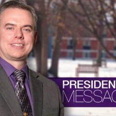 February 2017 President's Message