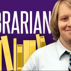 Meet the Librarian: Derrick Burton
