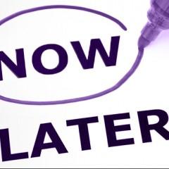 5 Tips to Overcome Procrastination