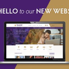 The Waldorf Website Has a New Look