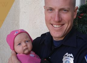 Warrior Ryan Holets Welcomes Hope Into His Family
